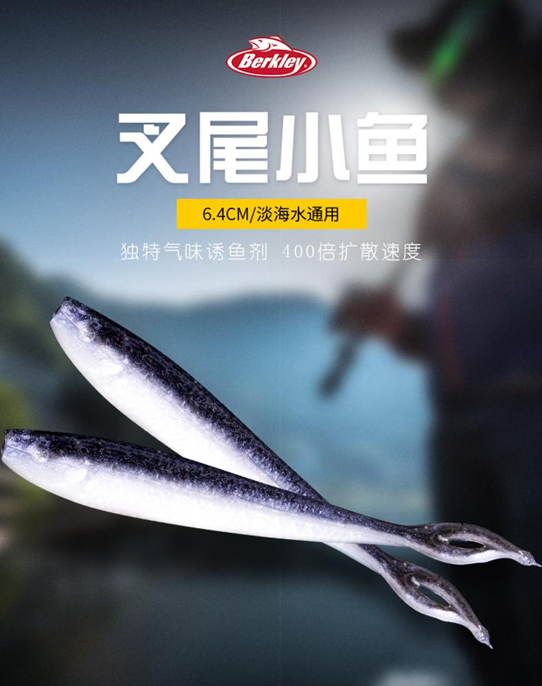 叉尾小鱼2.5
